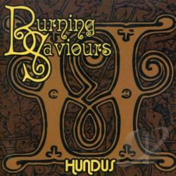Burning Saviours - Hundus CD Cover Art