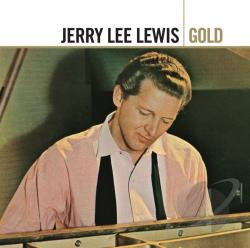 Lewis, Jerry Lee - Gold CD Cover Art