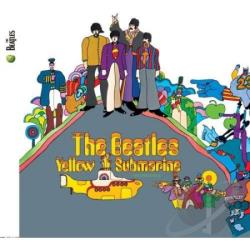 Beatles - Yellow Submarine CD Cover Art