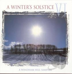 Windham Hill Sampler: A Winter's Solstice, Vol. 6 CD Cover Art