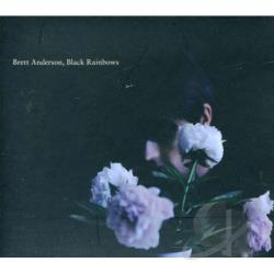 Anderson, Brett - Black Rainbows CD Cover Art