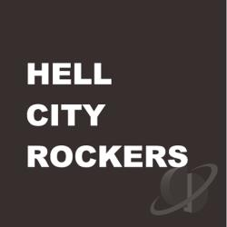 Hell City Rockers - Hell City Rockers CD Cover Art