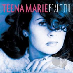 Marie, Teena - Beautiful CD Cover Art