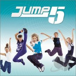 Jump5 - Jump5 CD Cover Art