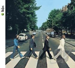Beatles - Abbey Road CD Cover Art