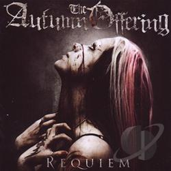 Autumn Offering - Requiem CD Cover Art