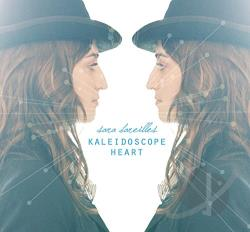 Bareilles, Sara - Kaleidoscope Heart CD Cover Art