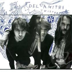 Del Amitri - Twisted CD Cover Art