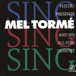Torme, Mel - Live at the Fujitsu-Festival 1992 'Sing, Sing, Sing' CD Cover Art