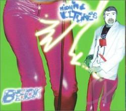 Beck - Midnite Vultures CD Cover Art