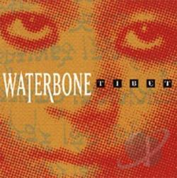 NorthSound - Waterbone Tibet CD Cover Art
