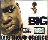 Notorious B.I.G. - One More Chance/CD Single CD Cover Art