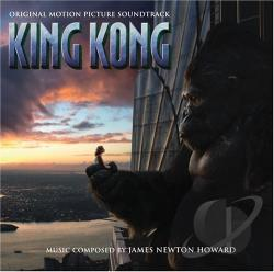 King Kong CD Cover Art