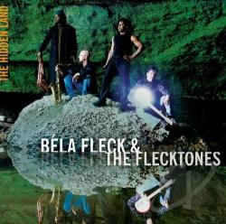 Fleck, Bela - Hidden Land CD Cover Art