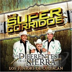 De Monteclaro, Lorenzo - Los Super Corridos: Los Junior De Culiacan CD Cover Art