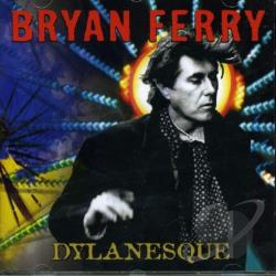 Ferry, Bryan - Dylanesque CD Cover Art