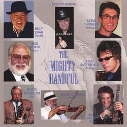 Moore, Scotty - Mighty Handful CD Cover Art