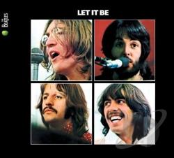 Beatles - Let It Be CD Cover Art