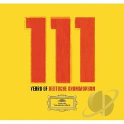 111 Years of Deutsche Grammophon CD Cover Art