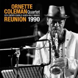Coleman, Ornette / Coleman, Ornette Quartet - Reunion 1990 CD Cover Art