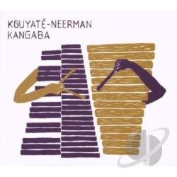 Lansine Kouyate / Neerman, David - Kangaba CD Cover Art
