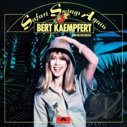 Kaempfert, Bert / Kaempfert, Bert & His Orchestra - Safari Swing Again CD Cover Art