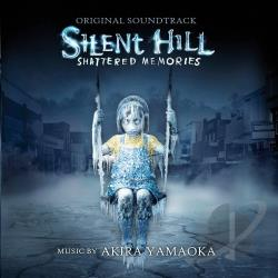 Yamaoka, Akira - Silent Hill: Shattered Memories CD Cover Art