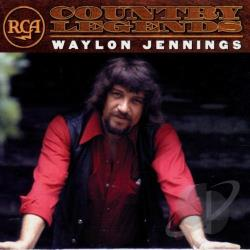 Jennings, Waylon - Rca Country Legends CD Cover Art