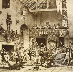 Jethro Tull - Minstrel in the Gallery CD Cover Art