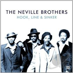 Neville Brothers - Hook, Line & Sinker CD Cover Art