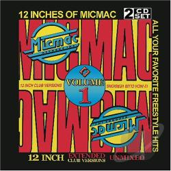 12 Inches of Micmac, Vol. 1 CD Cover Art