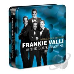 Four Seasons - Forever Frankie Valli & the Four Seasons CD Cover Art