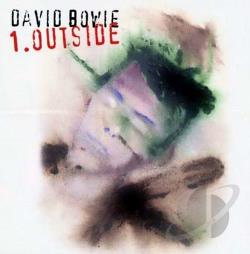 Bowie, David - Outside CD Cover Art