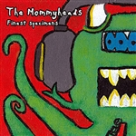 Mommyheads - Finest Specimens CD Cover Art