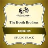 Booth Brothers - Adoration (Studio Track) DB Cover Art