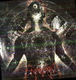Enthroned - Obsidium CD Cover Art