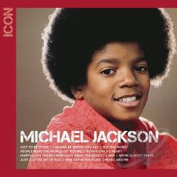 Jackson, Michael - Icon CD Cover Art