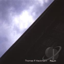 Heckmann, Thomas P - Raum CD Cover Art