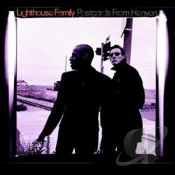 Lighthouse Family - Postcards from Heaven CD Cover Art