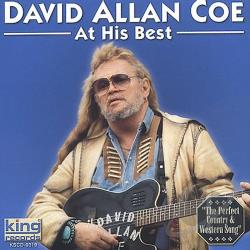 Coe, David Allan - At His Best CD Cover Art