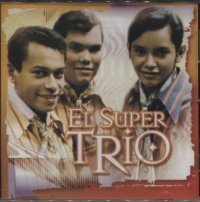 Super Trio - El Super Trio CD Cover Art