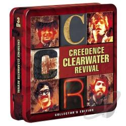 Fogerty, John - Forever Creedence Clearwater Revival CD Cover Art
