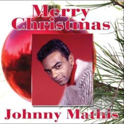 Mathis, Johnny - Merry Christmas CD Cover Art
