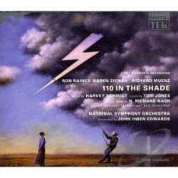 Schmidt, Harvey - 110 In The Shade CD Cover Art