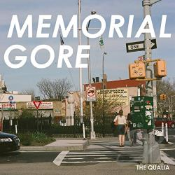 Qualia - Memorial Gore CD Cover Art