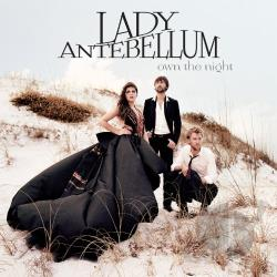 Lady Antebellum - Own the Night CD Cover Art