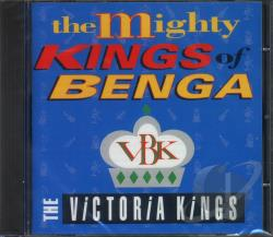 Mighty Kings of Benga / Various Artists - Mighty Kings of Benga CD Cover Art