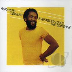 Ayers, Roy / Roy Ayers Ubiquity - Everybody Loves the Sunshine CD Cover Art