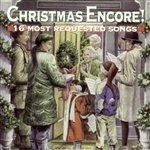 Christmas Encore! 16 Most Requested Songs CD Cover Art