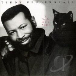 Pendergrass, Teddy - Little More Magic CD Cover Art